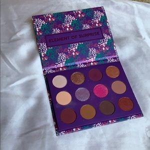 Colourpop Elements or Surprise Eyeshadow Palette